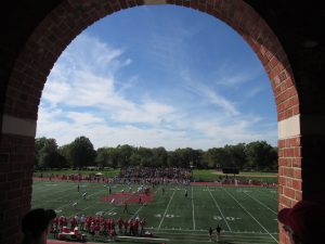Shaker Heights v. Stow-Munroe Falls in Shaker Heights, OH -- 9/27/14