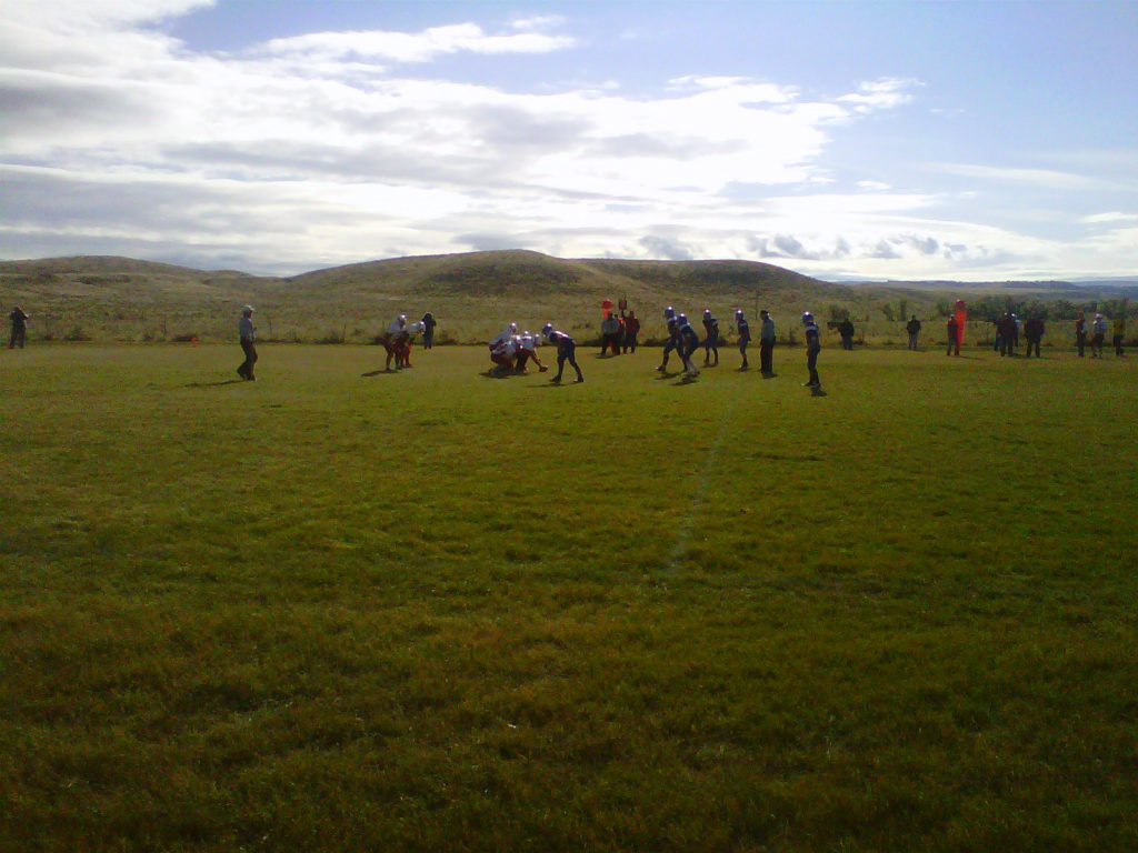 October 15, 2011 -- Grass Range/Winnett (MT) v. Rosebud (MT)