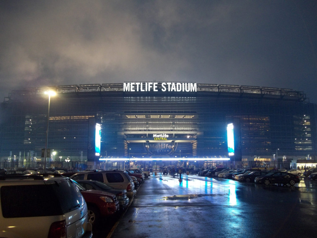 2012 NJSIAA State Finals, MetLife Stadium, East Rutherford, NJ