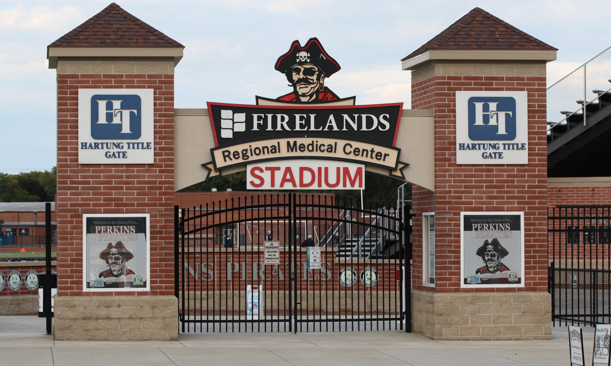 Firelands Stadium, Sandusky, OH